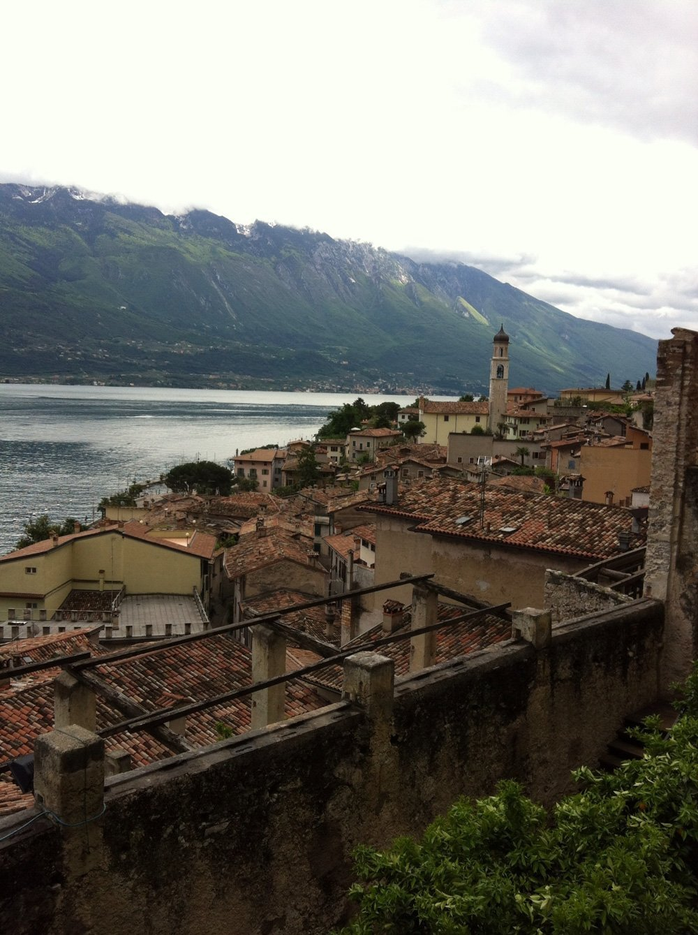Limone Garda Italy