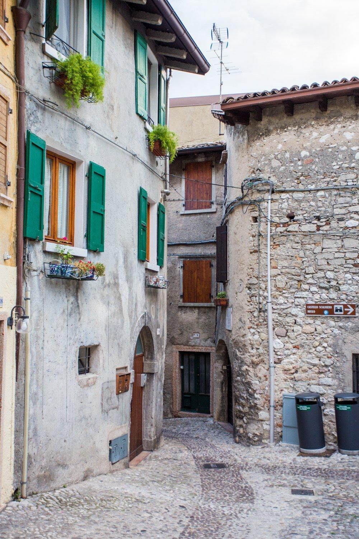 Malcesine Lake Garda Italy