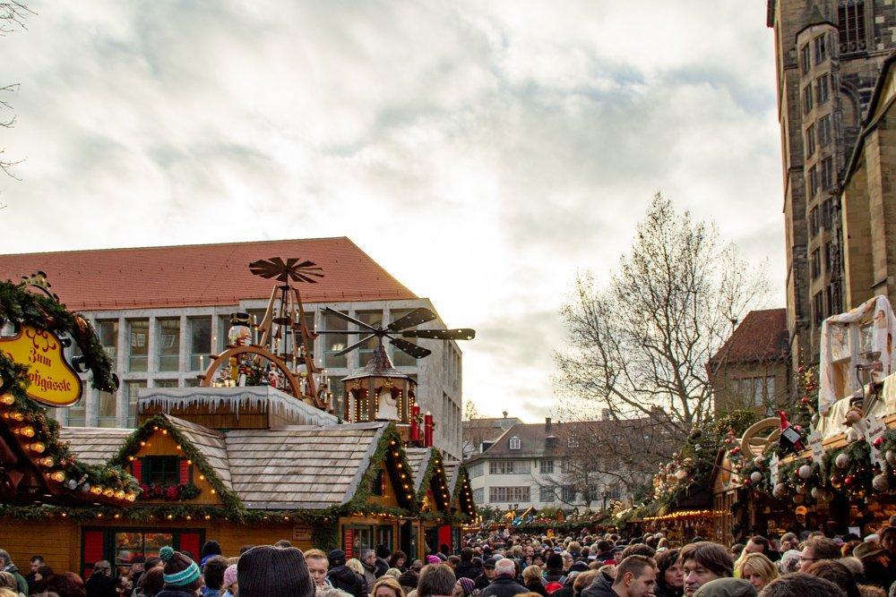 Stuttgart Christmas Market Germany