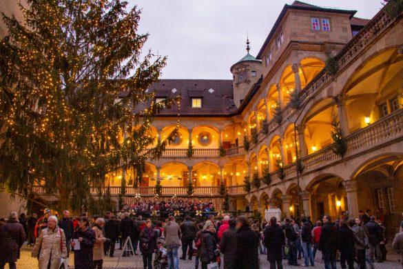 Stuttgart Germany Christmas Market