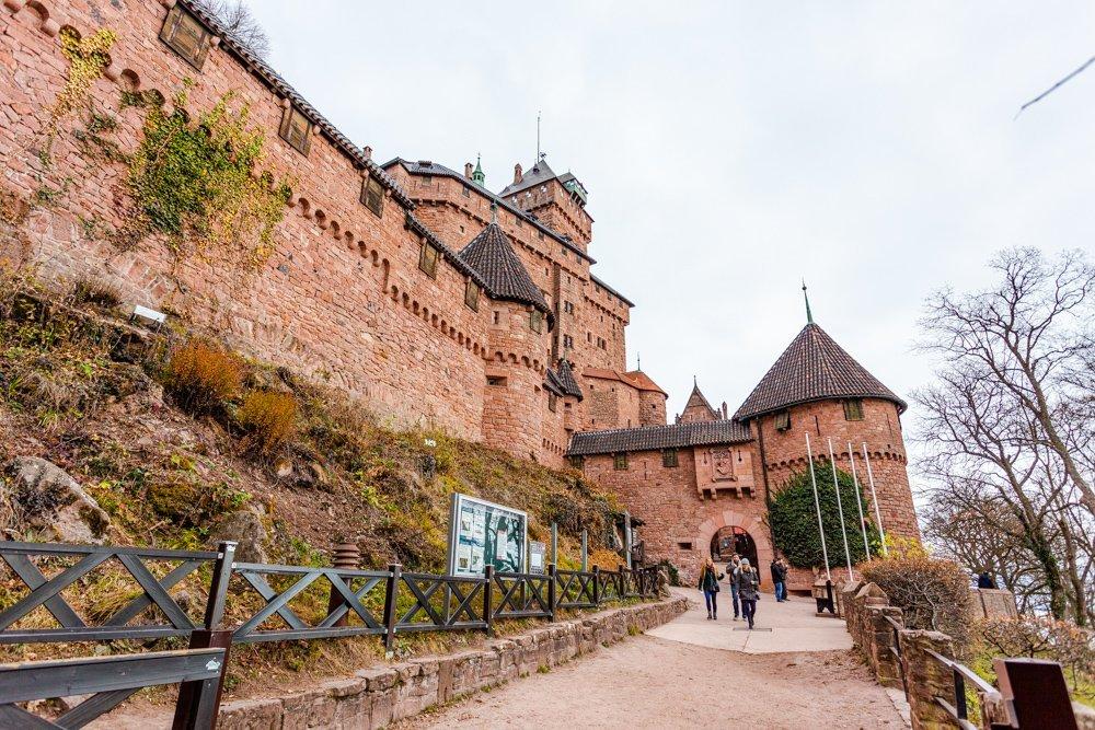 Koenigsbourg Schloss France