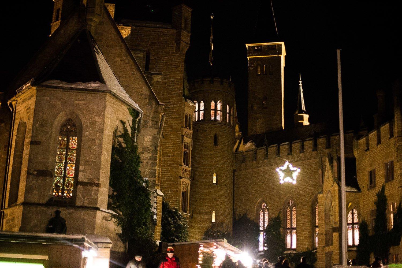 Hohenzollern Christmas Market Germany