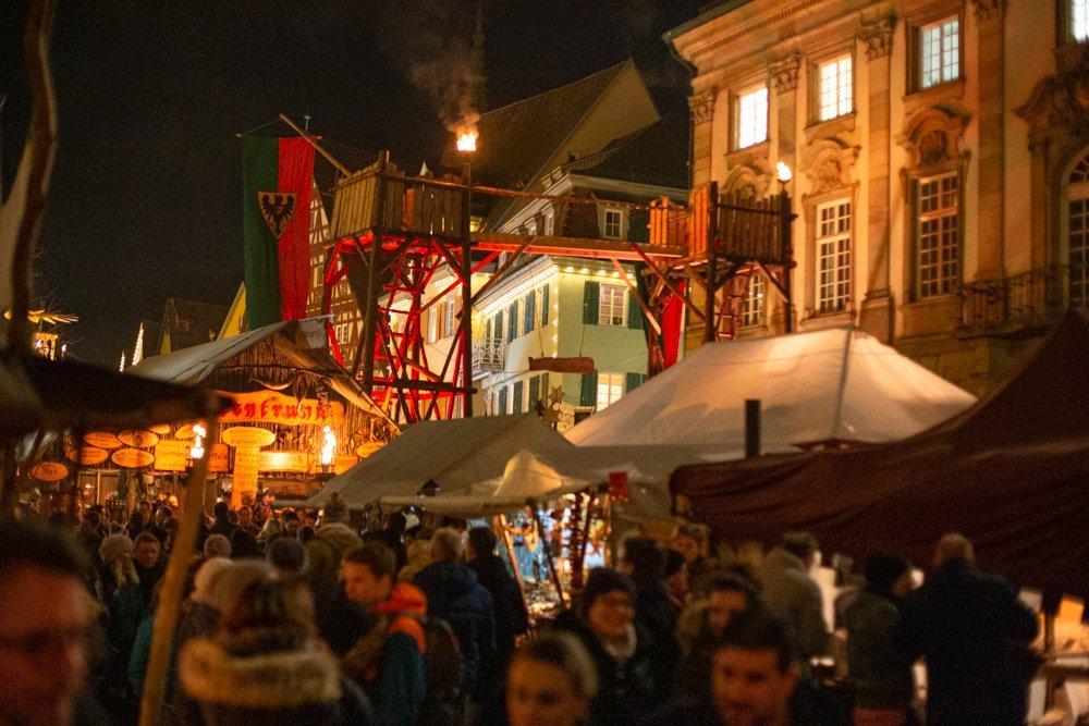 Esslingen Christmas Market GermanyEsslingen Christmas Market Germany