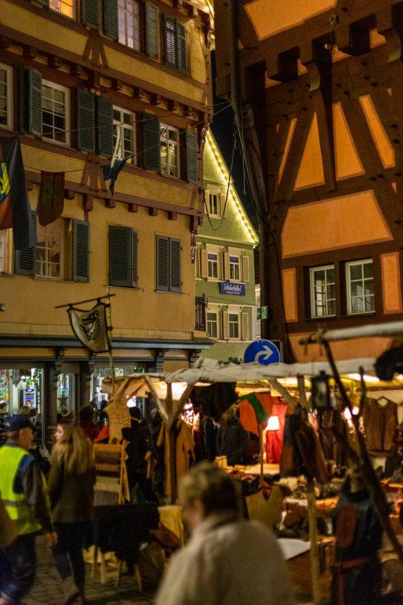 Esslingen Christmas Market Germany