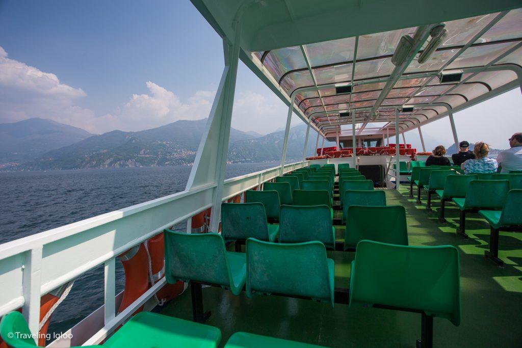 Ferry Boat Lake Como Italy