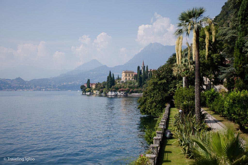 Villa Monastero Varenna Lake Como Italy