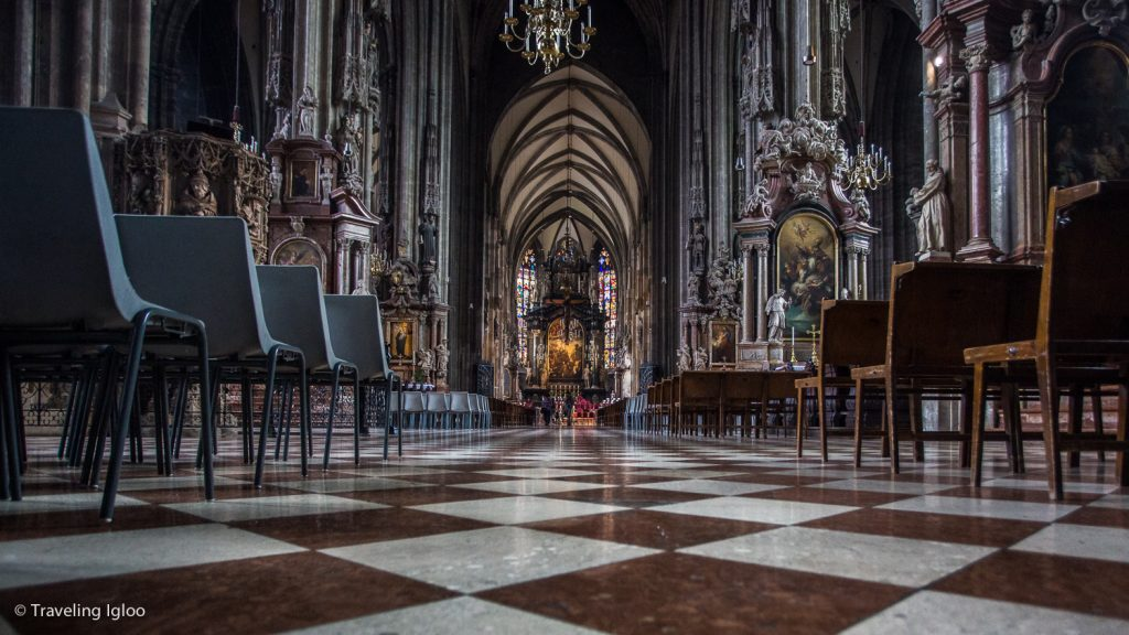 Stephansdom Cathedral Vienna Austria