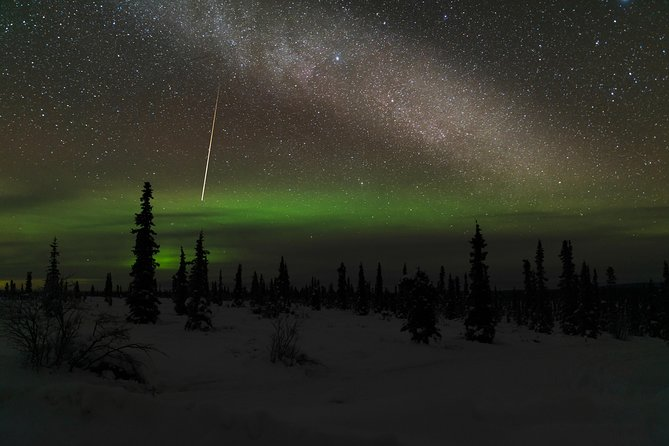 Northern Lights Tours and Lifetime Adventure from Anchorage