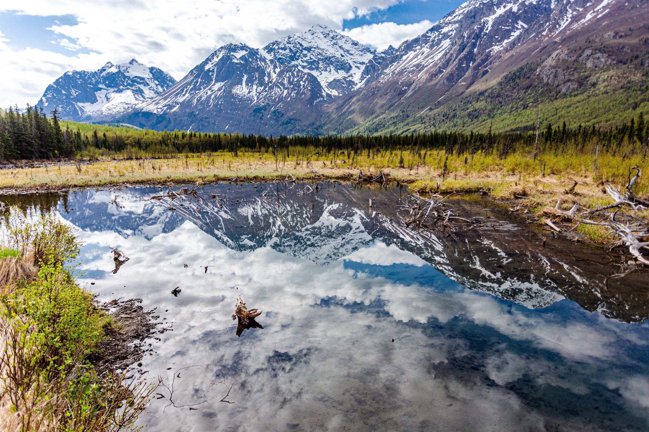 Eagle River Nature Center Alaska